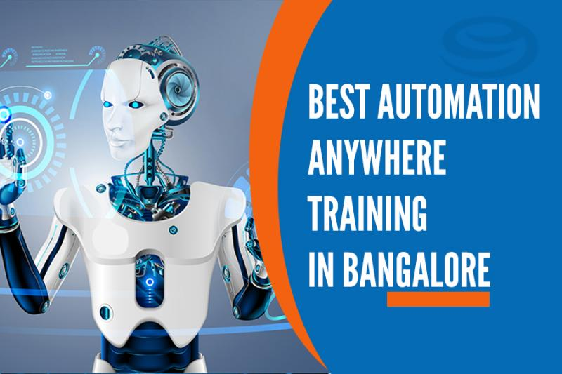 Best Automation Anywhere Training Institutes in Bangalore