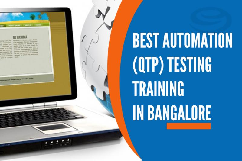 Best Automation (QTP) Testing Training in Marathahalli, Bangalore