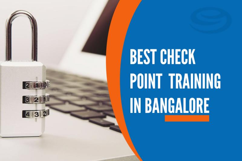 Best Check Point  Training Institutes in Bangalore