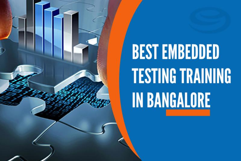 Best Embedded Testing Training in Marathahalli, Bangalore