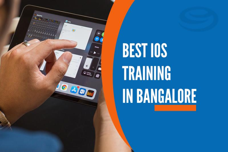 Best IOS Training Institutes in Bangalore