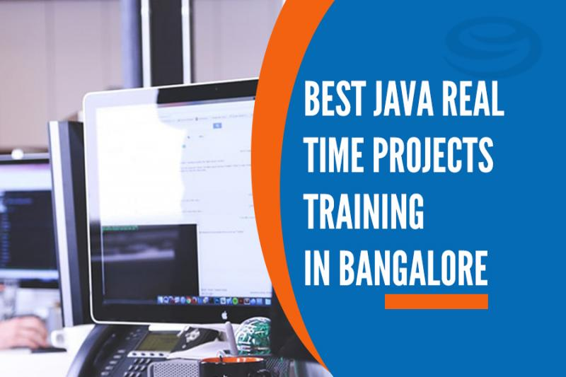 Best Java Real Time Projects Training in Bangalore | Java Real Time