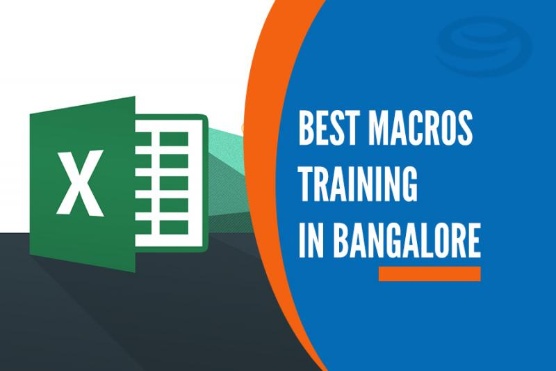 Best Macros Training in Marathahalli, Bangalore