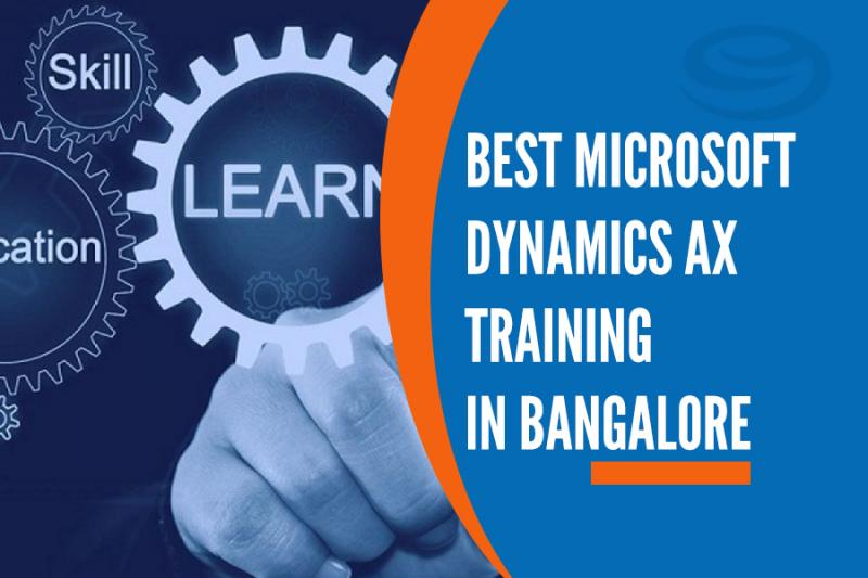 Best Microsoft Dynamics AX Training Institutes in Bangalore