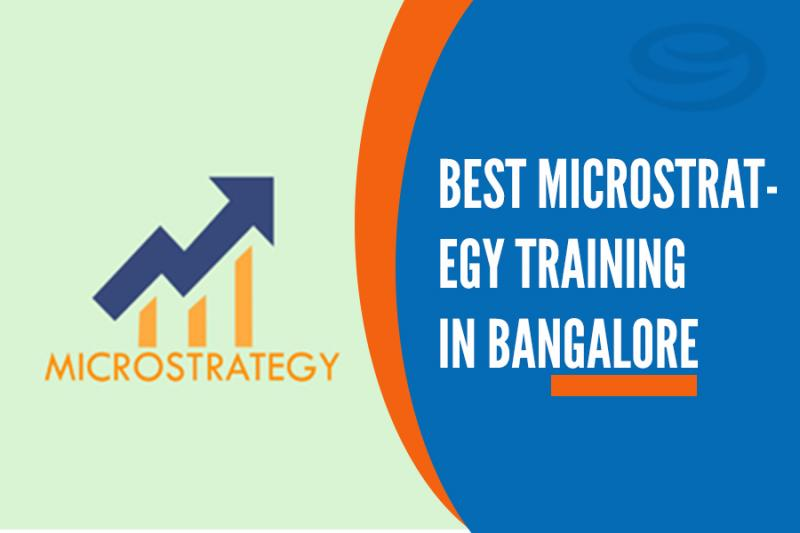 Best Microstrategy Training Institutes in Bangalore