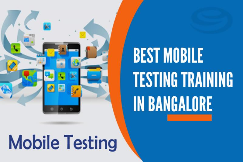 Best Mobile Testing Training in Marathahalli, Bangalore
