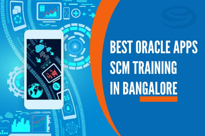 Best Oracle Apps SCM Training in Marathahalli, Bangalore