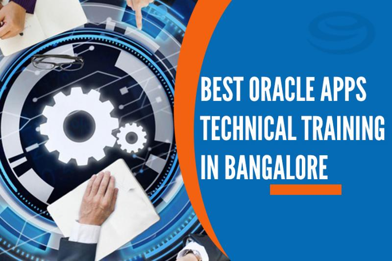 Best Oracle Apps Technical Training in Marathahalli, Bangalore