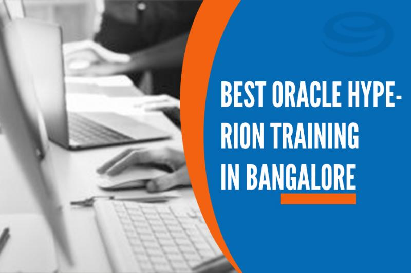 Best Oracle Hyperion Training in Marathahalli, Bangalore