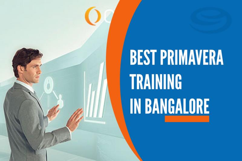 Best Primavera Training in Marathahalli, Bangalore