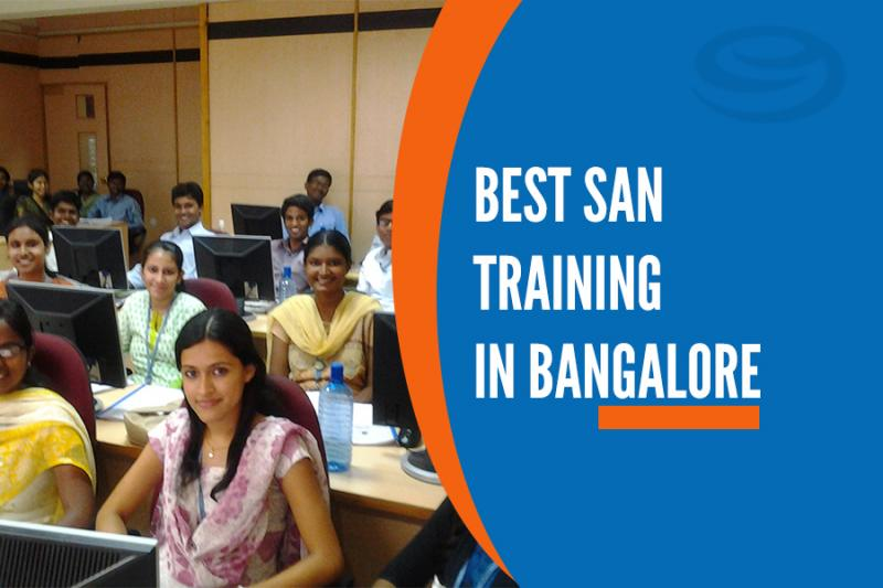 Best SAN Training in Marathahalli, Bangalore