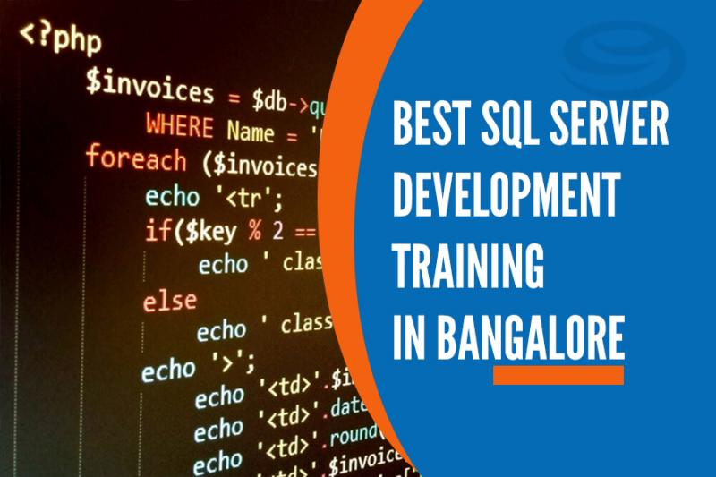 Best SQL Server Development Training in Marathahalli, Bangalore