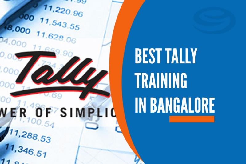 Tally Training Institutes in Bangalore