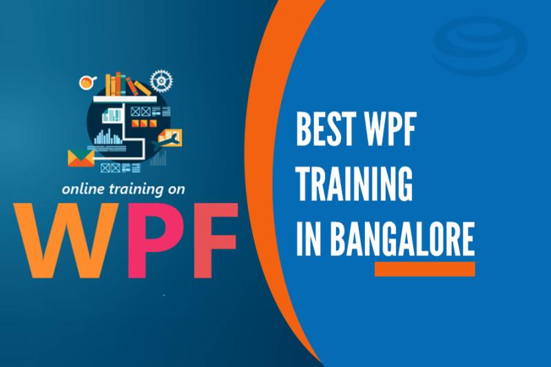 Best WPF Training in Marathahalli, Bangalore