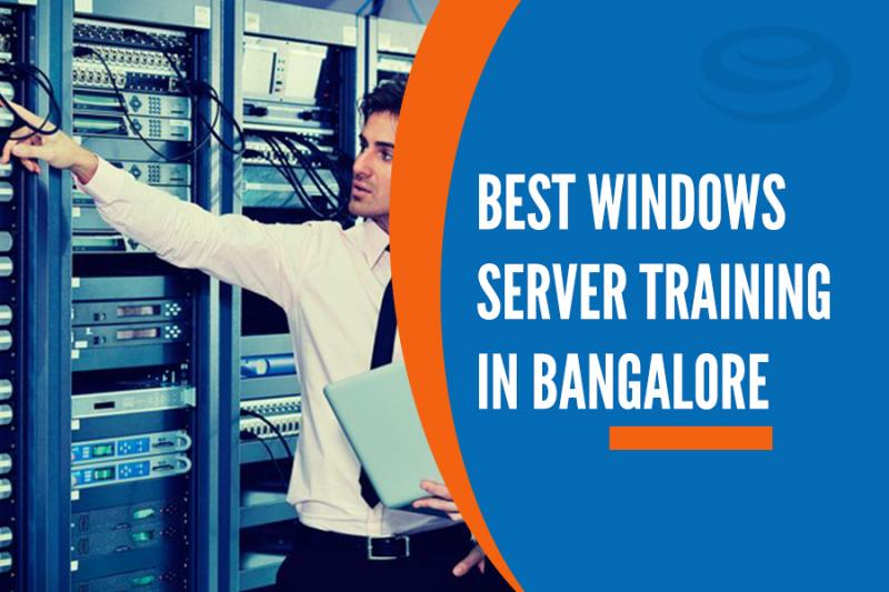 Best Windows Server Training Institutes in Bangalore