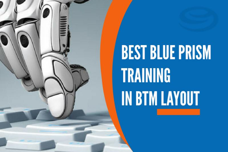Best Blue Prism Training in Marathahalli, Bangalore