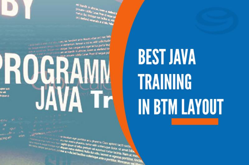 Java Training in BTM Layout