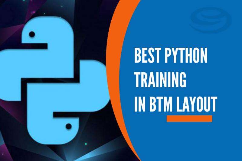 Python Training in BTM Layout