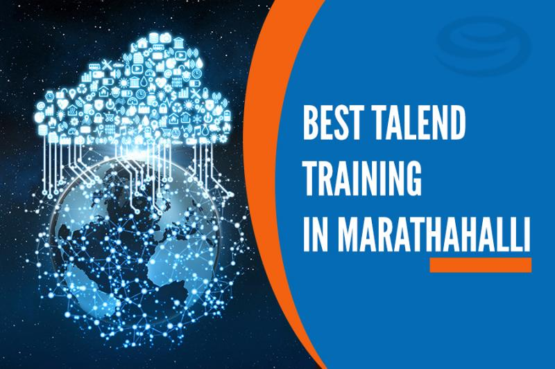 Best Talend Training in Marathahalli